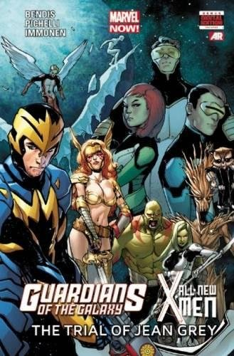 9780785168300: Guardians of the Galaxy/All-New X-Men: Trial of Jean Grey (Marvel Now)