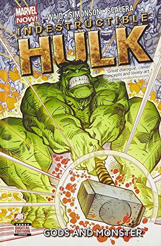 9780785168324: Indestructible Hulk 2: Gods and Monster (Marvel Now)