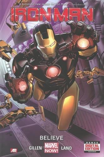 9780785168331: Iron Man, Vol. 1: Believe (Marvel NOW!)
