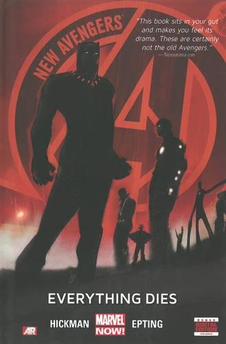 9780785168362: New Avengers, Vol. 1: Everything Dies