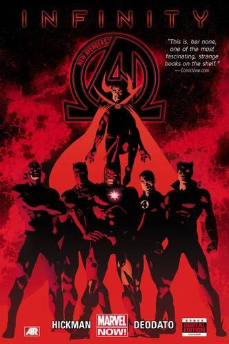 9780785168379: New Avengers Volume 2: Infinity (Marvel Now)