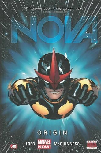 9780785168386: Nova 1: Origin (Marvel Now)