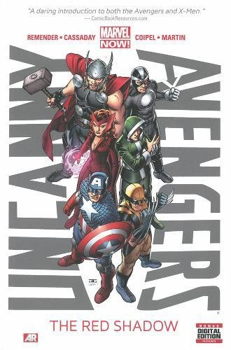 9780785168447: Uncanny Avengers 1: The Red Shadow