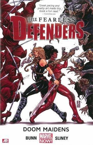9780785168485: Fearless Defenders Volume 1: Doom Maidens (Marvel Now)