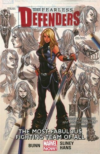 9780785168492: Fearless Defenders Volume 2: The Most Fabulous Fighting Team of All (Marvel Now)