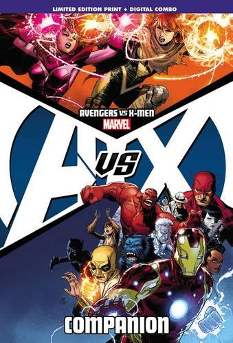 9780785168515: Avengers vs. X-Men Companion