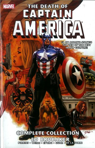 Death of Captain America: The Complete Collection: Brubaker, Ed