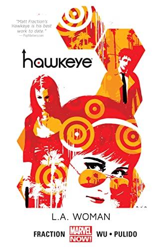 9780785183907: Hawkeye Volume 3: L.A. Woman (Marvel Now)
