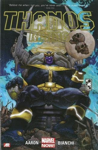 9780785184003: Thanos Rising (Marvel Now)