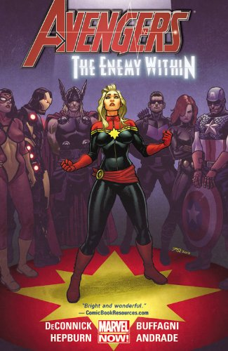 Avengers: The Enemy Within (marvel Now) (Paperback)