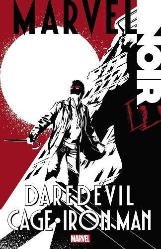 9780785184041: Marvel Noir: Daredevil / Cage / Iron Man