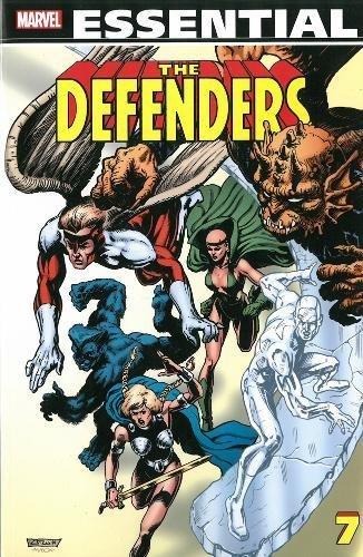 9780785184058: Essential Defenders - Volume 7 (Marvel Essential)