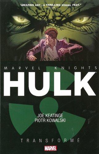9780785184065: Marvel Knights Hulk: Transforme
