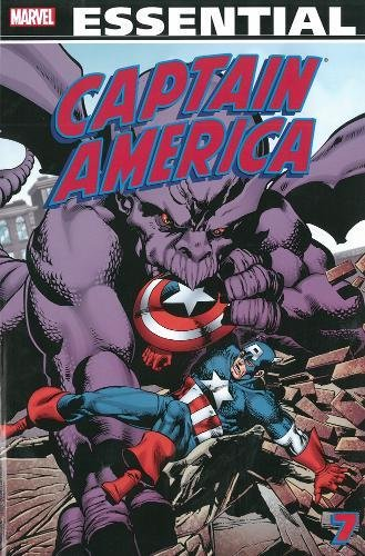9780785184096: Essential Captain America, Volume 7