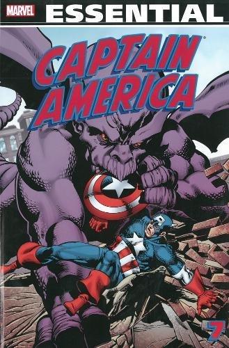 9780785184096: Essential Captain America 7