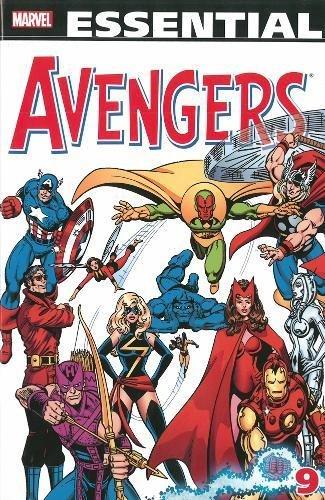 9780785184119: Essential Avengers Volume 9