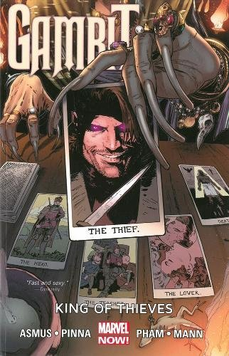 9780785184133: Gambit 3: King of Thieves (Marvel Now)
