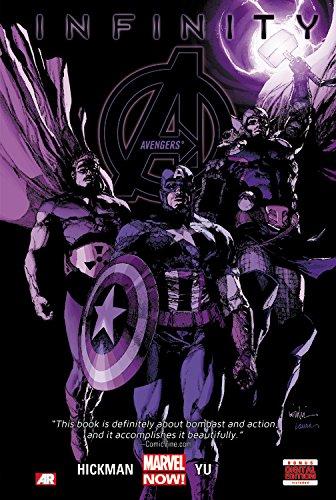 9780785184140: Avengers Volume 4: Infinity (Marvel Now)