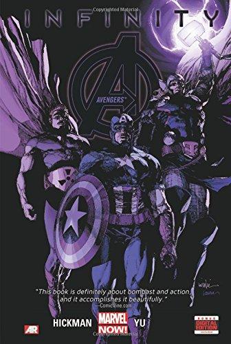 9780785184157: Avengers Volume 4: Infinity (Marvel Now) (Avengers (Marvel Paperback))