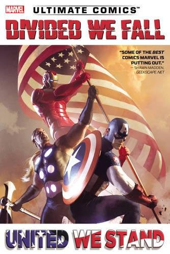 9780785184164: Ultimate Comics Divided We Fall, United We Stand