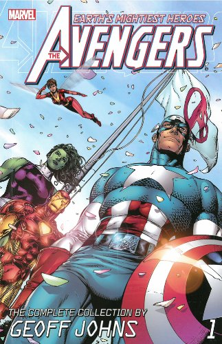 9780785184331: Avengers: The Complete Collection by Geoff Johns - Volume 1