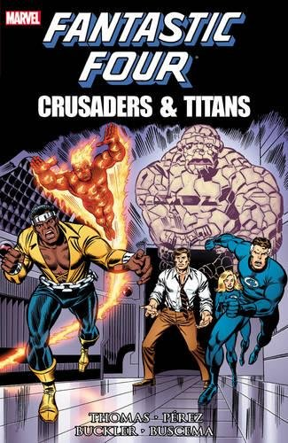 9780785184362: Fantastic Four: Crusaders & Titans