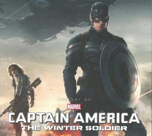 9780785184447: MARVELS CA WINTER SOLDIER ART OF MOVIE SLIPCASE HC (Marvel's Captain America)