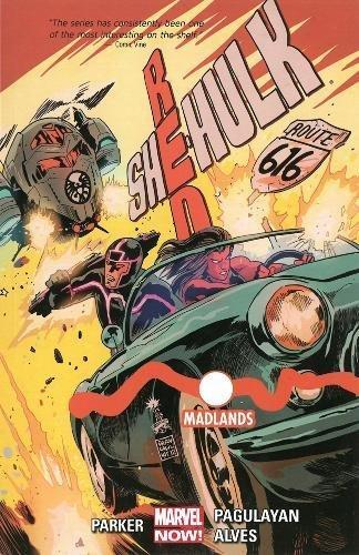 9780785184461: Red She-Hulk Volume 2: Route 616 (Marvel Now)