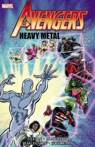 9780785184522: Avengers: Heavy Metal