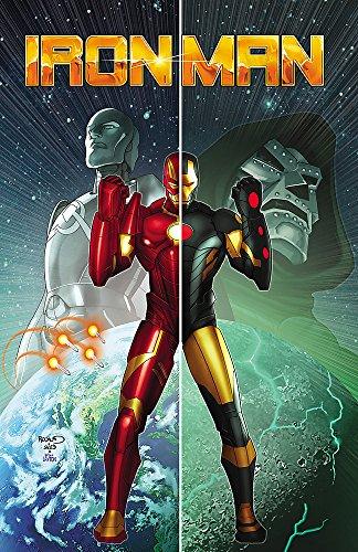 Iron Man: Fatal Frontier (Hardcover): Al Ewing