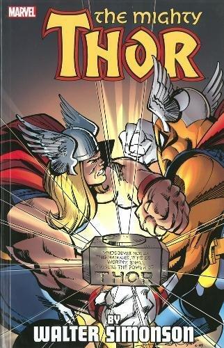 9780785184607: Thor by Walter Simonson - Volume 1