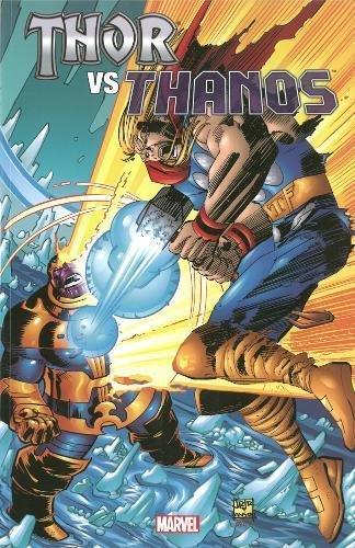 Thor vs. Thanos Format: Paperback