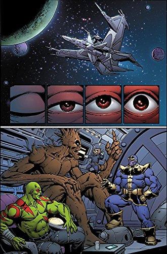 9780785184706: Thanos: The Infinity Revelation