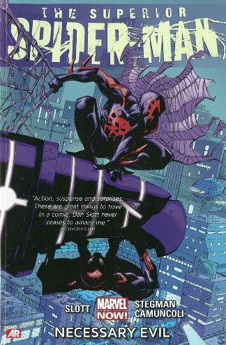 9780785184737: Superior Spider-Man 4: Necessary Evil (Marvel Now)