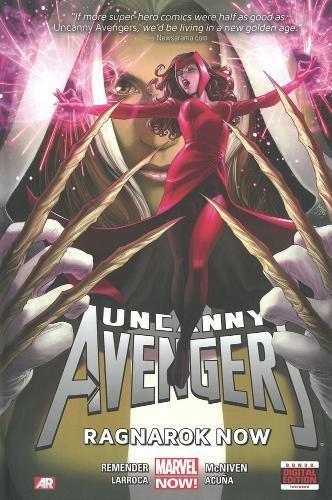 9780785184836: Uncanny Avengers Volume 3: Ragnarok Now (Marvel Now)