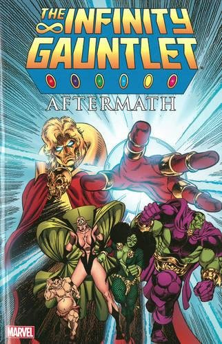 9780785184867: Infinity Gauntlet: Aftermath
