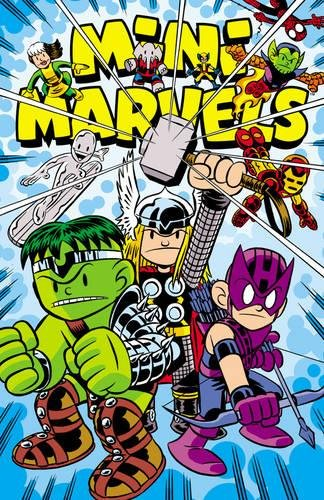 9780785184904: MINI MARVELS COMPLETE COLLECTION