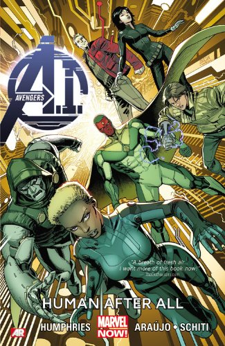 9780785184911: A.I. Volume 1: Human After All (Avengers)