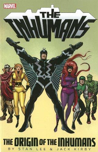 9780785184973: Inhumans: The Origin of the Inhumans