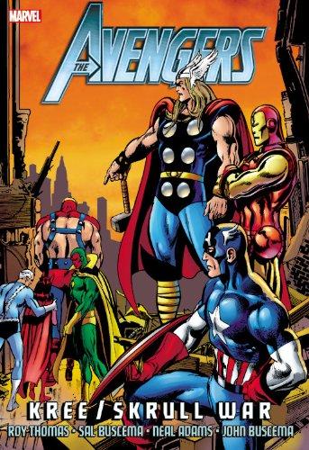 9780785184997: Avengers: Kree/Skrull War (New Edition)