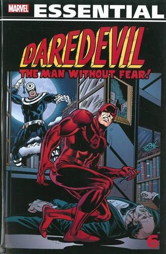 9780785185086: Essential Daredevil 6