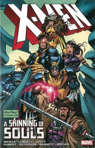 9780785185093: X-men: A Skinning Of Souls