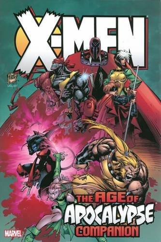 9780785185147: X-Men: Age of Apocalypse Omnibus Companion