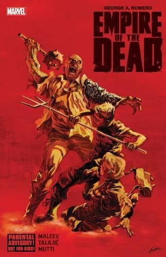 9780785185185: George Romero's Empire of the Dead