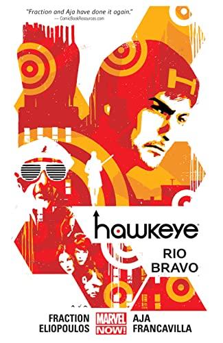 9780785185314: Hawkeye Volume 4: Rio Bravo (Marvel Now)