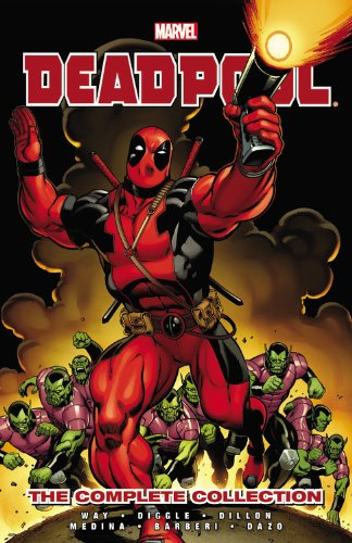 9780785185321: Deadpool by Daniel Way: The Complete Collection - Volume 1