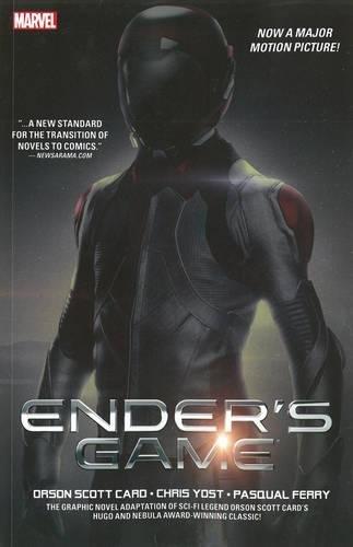 9780785185338: Ender's Game Graphic Novel