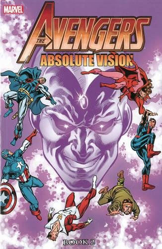 9780785185352: Avengers Absolute Vision, Book 2