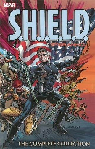 9780785185369: S.H.I.E.L.D. by Jim Steranko: The Complete Collection