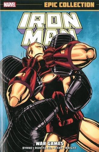 9780785185505: Iron Man Epic Collection: War Games